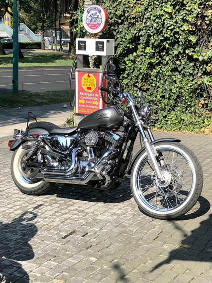 Harley Davidson Sportster 1200 Custom Impecable