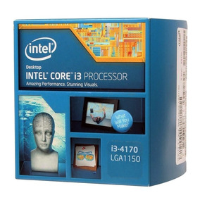 Intel Core I3-4170 3.7 Lga 1150