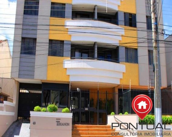 Apartamento Para Locação Edifício Trianon - Ap00207 - 33757993