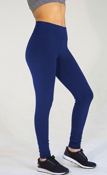 Calça Legging Suplex Básico/cintura Alta 8 Cm