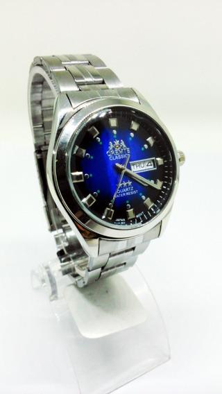Relógio Masculino Orimet Calendário