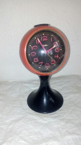 Reloj Despertador Vintage Westclox No Funciona