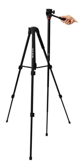Tripe E Monope 2 Em 1 1.50m Camera Filmadora Celular