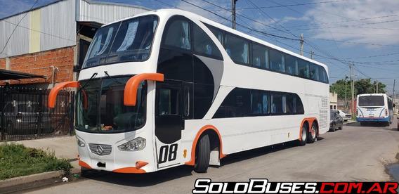Bus Omnibus 2012 - Nicollo 58 Mix Impecable Estadohabilitado