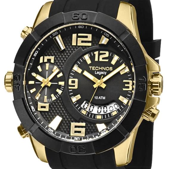 Relógio Technos Legacy Masculino T205fj/8p Original + Nf