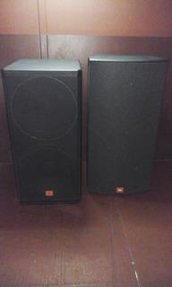 Sub Low Jbl 18 Y 15 Mrx528s Y Sp125s Made In Usa Rcf Srx