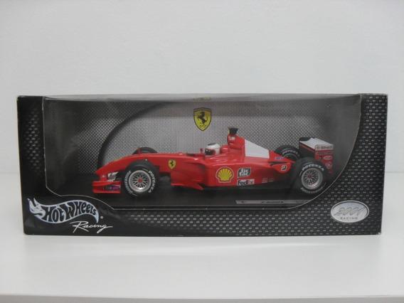 Ferrari F2001 - Rubens Barrichello - 2001 - Hot Wheels 1/18