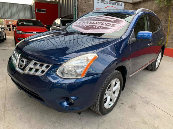 Nissan Rogue 2.5 Sl 2wd Piel Cvt 2011