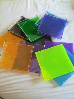 Cajas Plasticas Y Acrilico P Cd