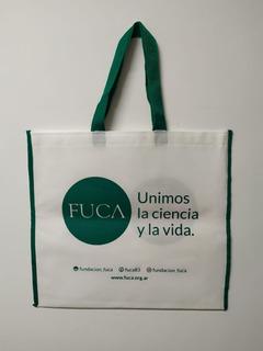 Eco Bolsa Grande Estudios Médicos C/ Manija - Fundación Fuca