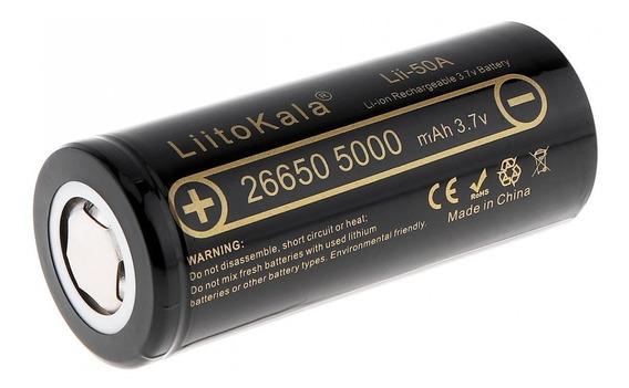 2x Baterias Liitokala 26650 - Lii-50a 5000mah