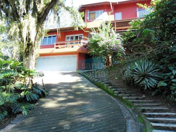 Casa Na Lagoa Da Conceição - Ca0226