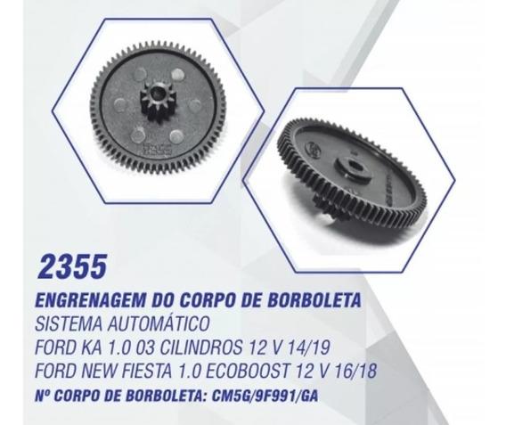 Engrenagem Tbi Ford Ka 1.0 / New Fiesta 1.0
