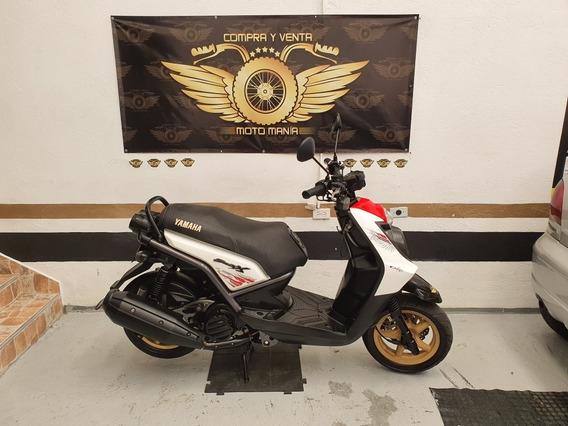 Yamaha Bws X 125 Mod 2015 Al Día Traspaso Incluido