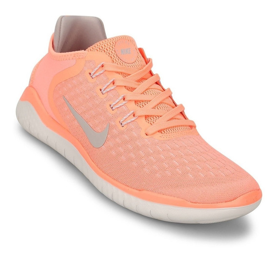 Zapatillas Deportiva Nike Free Run Rosas Zapatillas en