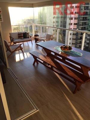 Apartamento Jardim Aquarius - Ed. Boulevard Park - 162 M2 - 3 Suítes - Estuda Imóvel - Ap0158
