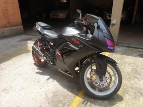 Kawasaki Ninja Ex 250 - 2011