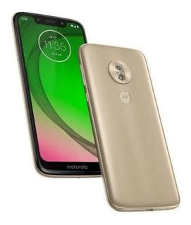 Celular Motorola Moto G7 Play Xt1952-2 32gb 4g Usado Dorado