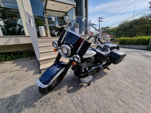 Imagem 1 de 8 de Harley-davidson Softail Heritage Classic