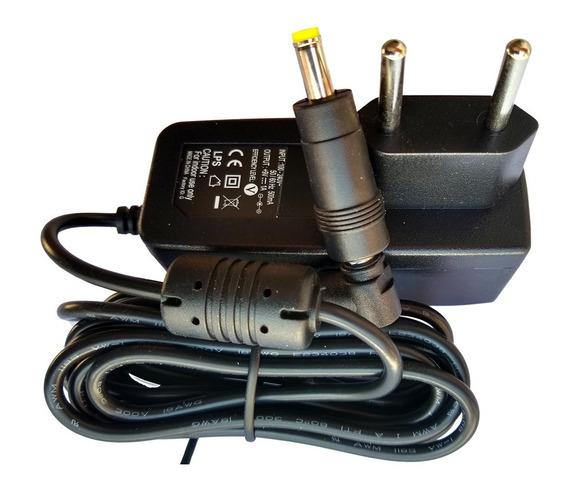 Fonte Para Mega Drive 3 Bivolt + Plug Adaptador