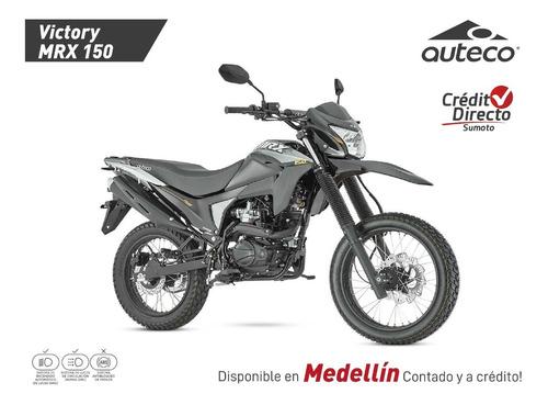 Victory Mrx 150 0 Kms Modelo 2022 - Crédito Directo -