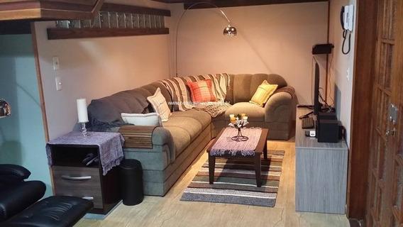 Charmosa Casa Mobiliada Para Locação Em Jundiaí - Ca00185 - 34833096
