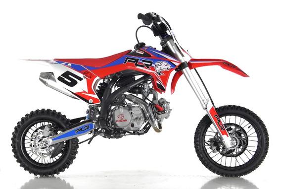 Motos Motocross Pitbike Niños Adultos Polar 150 Cc Ride