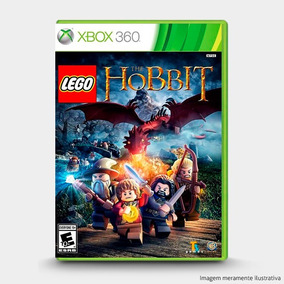 Lego The Hobbit - Novo Original Para Xbox 360