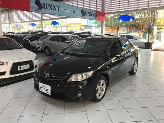 Toyota Corolla Xei 2.0 Aut 2014