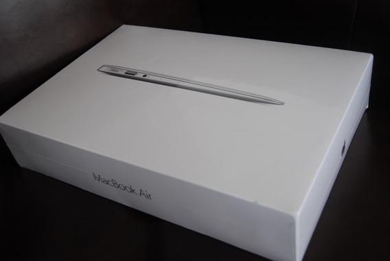 Macbook Air 2017 Core I5 8gb Ram 256 Ssd. Lacrado C/nota