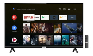 Smart Tv 40 Tcl L40s6500 Android Tv