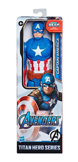 Avengers Capitan America End Game (lanús)