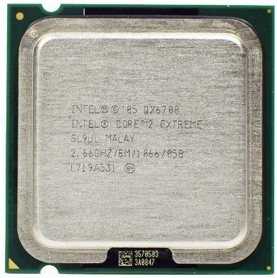 Processador Intel Core2 Extreme Qx6700