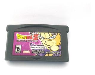 Dragon Ball Z Collectible Card Game Gba Original