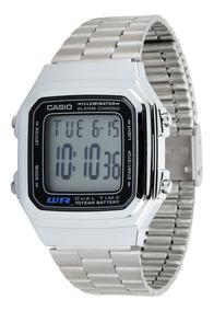 Relógio Casio Unissex Vintage A178wa-1adf Original Com Nota