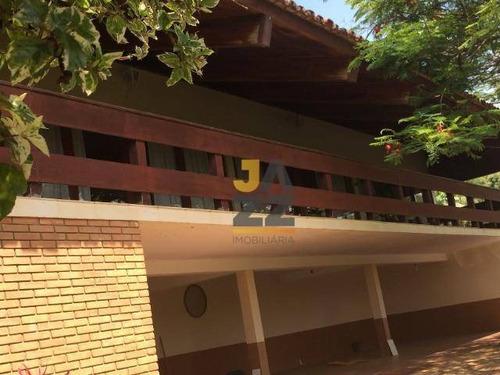 Chácara Com 4 Dormitórios À Venda, 2 M² Por R$ 1.100.000,00 - Chácaras São Bento - Valinhos/sp - Ch0651