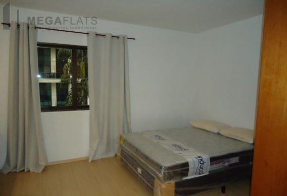00100 - Flat 1 Dorm, Moema - São Paulo/sp - 100