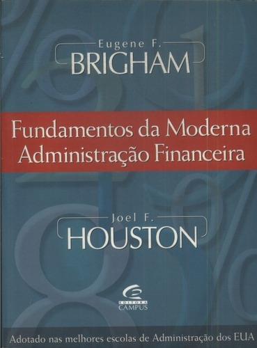 Fundamentos Da Moderna Administração Financeira Brigham