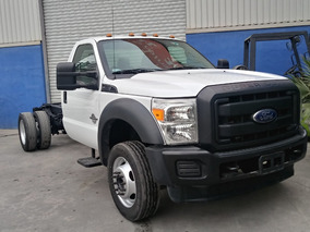 Ford F-550 6.7l Ktp Diesel At