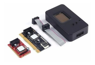 Tester Para Mother Placa De Diagnostico Post Card + Lcd