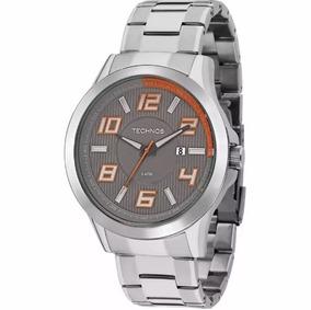 Relógio Masculino Technos Prateado 2115kne/1l - Performance