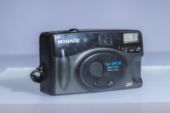 Câmera Vintage - Mirage Aw-890n - Anos 90 - Funcionando