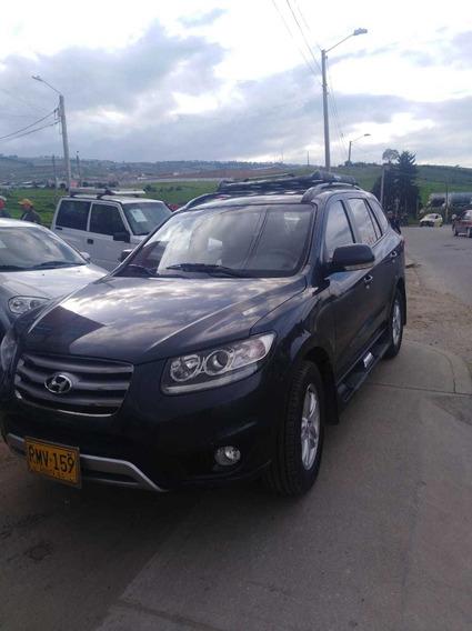 Hyundai Santa Fe Permuto Por Npr