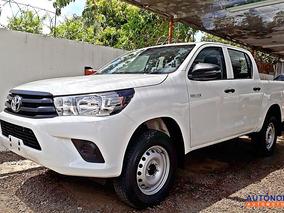 Toyota Hilux 2.4 Cd Dx I 150cv 4x4 0km Entrega Inmediata