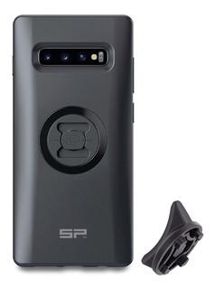 Case Cover Funda Samsung S10 Plus Con Sistema Montaje Sp