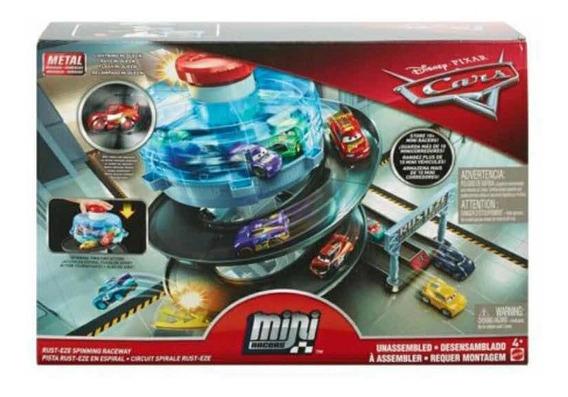Pista Disney/pixar Cars Mini Racers