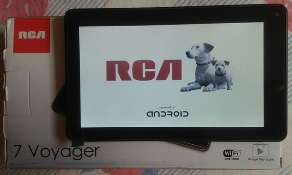 Tablet Rca Voyager Rct-6773 8 Gb Com Defeito No Touch-screen