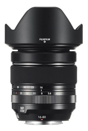 Lente Fujifilm 16-80 F.4 Xf