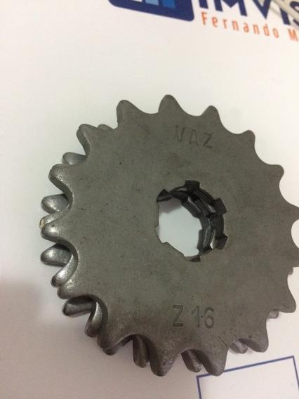 Pinhão Rd350 16 Dentes Fabricante Vaz Rd 350