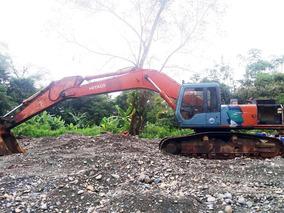 Excavadora Hitachi Ex 300
